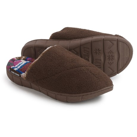 Muk Luks Gretta Slippers (For Women)