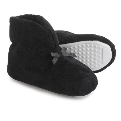 Muk Luks Microchenille Fleece Slippers (For Women)