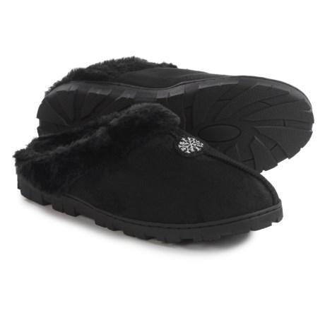 Muk Luks Slipper Clogs - Faux-Fur Lined (For Women)