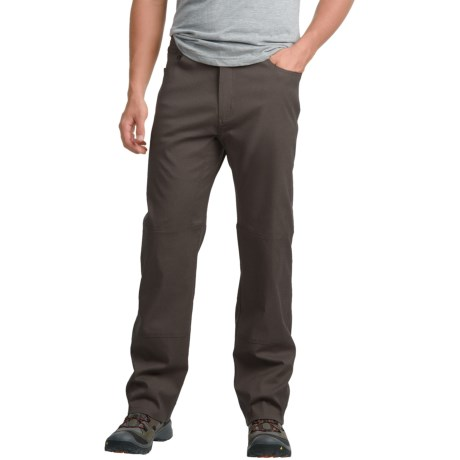 Pacific Trail Stretch Canvas Pants - UPF 30 (For Men)