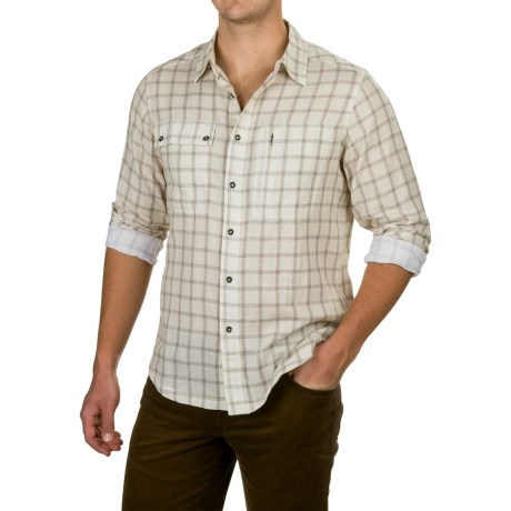 NAU Cohesion Shirt - Organic Cotton, Long Sleeve (For Men)