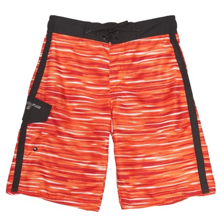 Laguna Breakwater Eboard Swim Trunks - UPF 50 (For Big Boys)