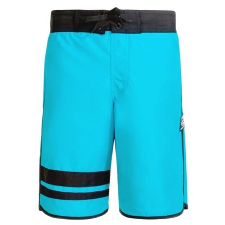 Laguna Double Surf Boardshorts - UPF 50 (For Big Boys)