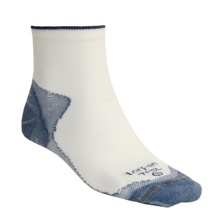Lorpen Shorty Ultra Light Hiking Socks - Merino Wool (For Men and Women)
