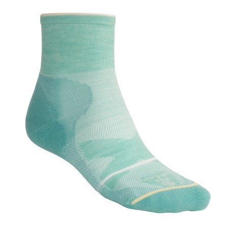 Lorpen Shorty Light Hiking Socks - Merino Wool (For Men and Women)
