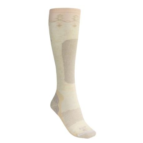 Lorpen Lightweight Ski Socks - PrimaLoft®, Merino Wool (For Women)