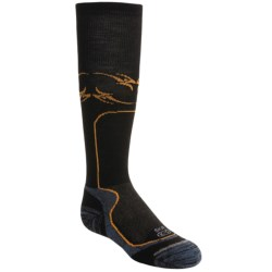 Lorpen Race Ski Socks - Merino Wool, Lightweight (For Kids)