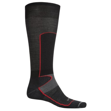 Lorpen Precision Fit Ski Socks - Over-the Calf (For Men and Women)
