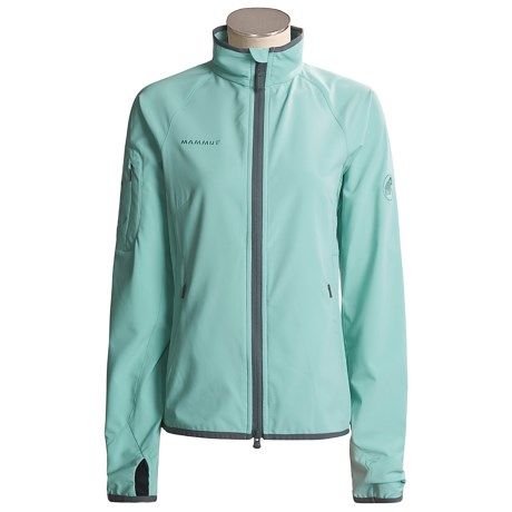 Mammut Areana  Soft Shell Jacket (For Women)