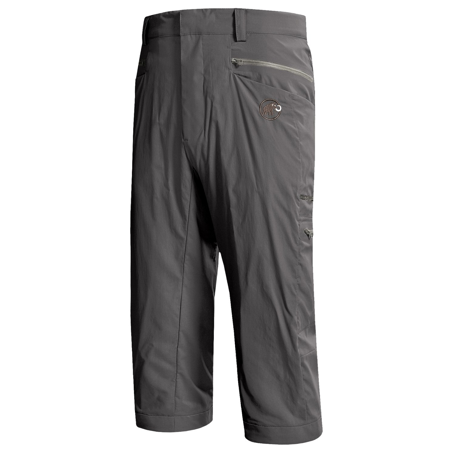 Main page» LATEX FOR MEN» Three Quarter Pants. Three Quarter Pants. 3/4 Pants: Carpenter. Three-quarte length carpenter pants with all-around zipper from ,00 EUR Three-quarter fashion pants with stripes, braces, and an all-around zipper from ,00 EUR.