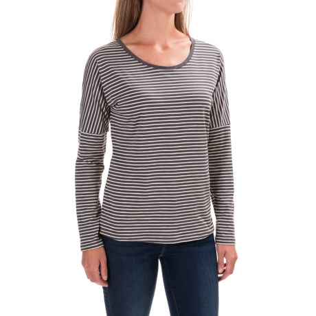 Toad&Co Downton T-Shirt - Organic Cotton-TENCEL®, Long Sleeve (For Women)