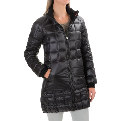 Pendleton Tucson Long Down Coat - 600 Fill Power (For Women)