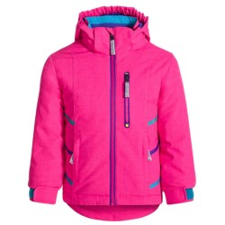 Snow Dragons Jazzy Jacket - Waterproof, Insulated (For Toddlers and Little Girls)