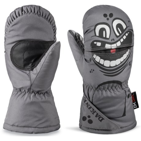 DaKine Scrambler Mittens - Waterproof, Insulated (For Toddlers)