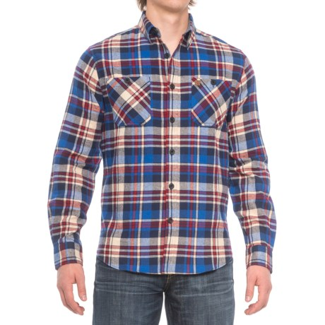 Coleman Flannel Shirt - Long Sleeve (For Men)