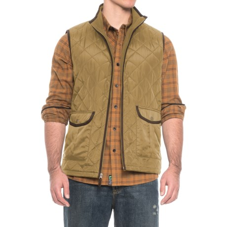 Coleman Quilted Vest - Insulated (For Men)