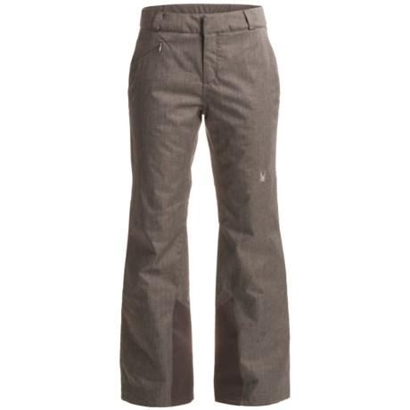 Spyder Winner Ski Pants - Waterproof, Insulated, Tailored Fit (For Women)