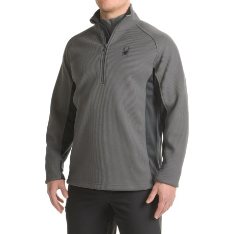 Spyder Outbound Jacket - Zip Neck (For Men)