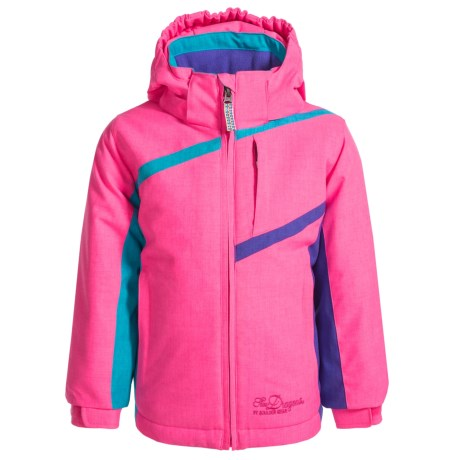 Snow Dragons Zingy Ski Jacket - Waterproof, Insulated (For Toddlers and Little Girls)