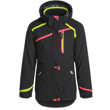 Boulder Gear Primo Jacket - Waterproof, Insulated (For Big Girls)