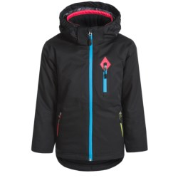 Boulder Gear Quirky Tech Jacket - Waterproof, Insulated (For Big Girls)