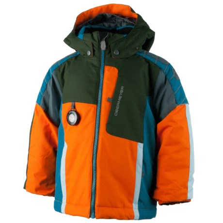 Obermeyer Blaster Ski Jacket - Waterproof, Insulated (For Little and Big Boys)