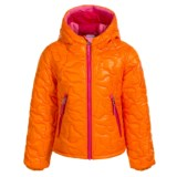Obermeyer Comfy Jacket - Insulated (For Little and Big Girls)
