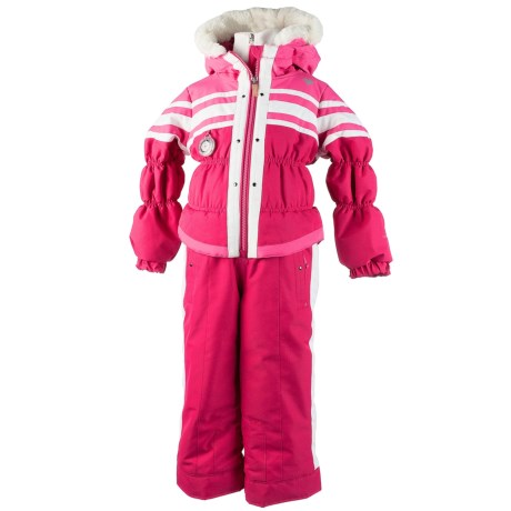 Obermeyer Skiter Snowsuit - Insulated (For Little Girls)