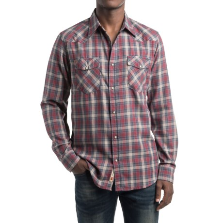 Dakota Grizzly Trevor Flannel Shirt - Snap Front, Long Sleeve (For Men)