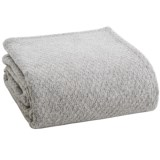 Ibena Noblesse Diamond Optics Bed Blanket - Queen