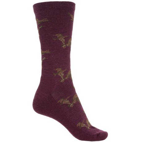 Woolrich Duck Socks - Merino Wool, Crew (For Men)