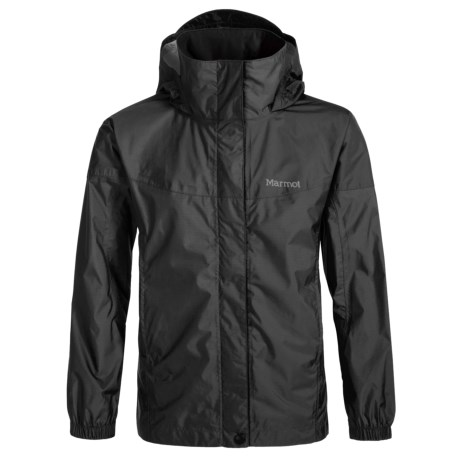 Marmot PreCip® Rain Jacket - Waterproof (For Little and Big Girls)