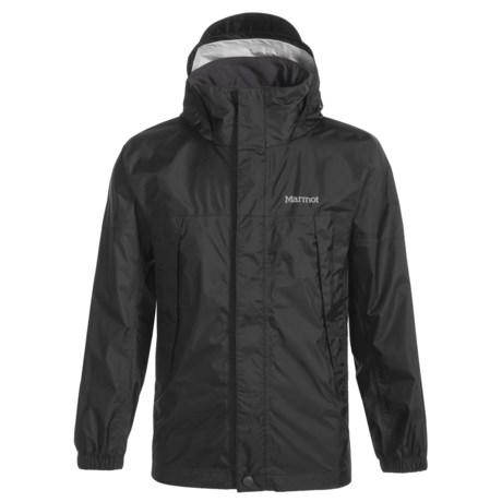Marmot PreCip® Rain Jacket - Waterproof (For Little and Big Boys)