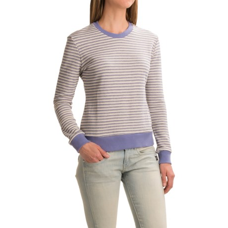 Slate & Stone Allison Sweatshirt (For Women)