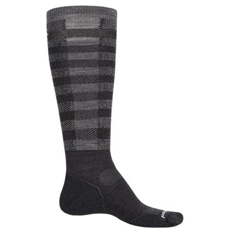 SmartWool PhD Slopestyle Light Ifrane Socks - Merino Wool, Over the Calf (Men and Women)