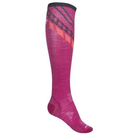 SmartWool PhD Ultralight Ski Socks - Merino Wool, Over the Calf (For Women)