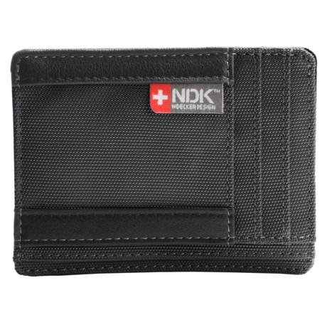 Nidecker RFID Front Pocket Getaway ID Wallet
