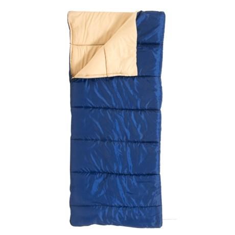 Exxel Outdoors 40-45°F Cascade 3 Sleeping Bag - Rectangular