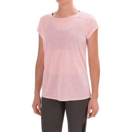 Kyodan Open-Back Shirt - Short Sleeve (For Women)