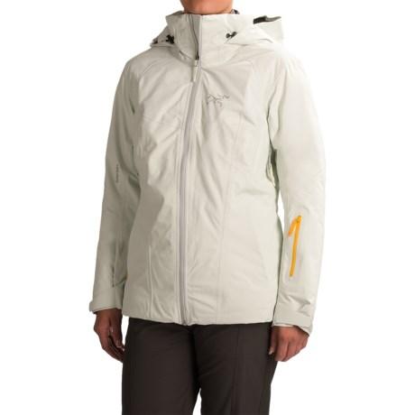 Arc'teryx Tiya Gore-Tex® Jacket - Waterproof, Insulated, RECCO® (For Women)