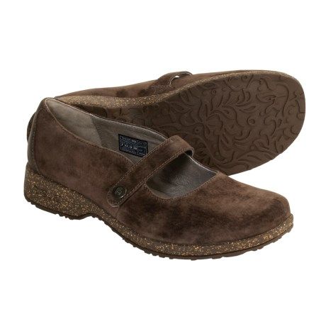 Teva Ventura Mary Jane Shoes - Suede (For Women)