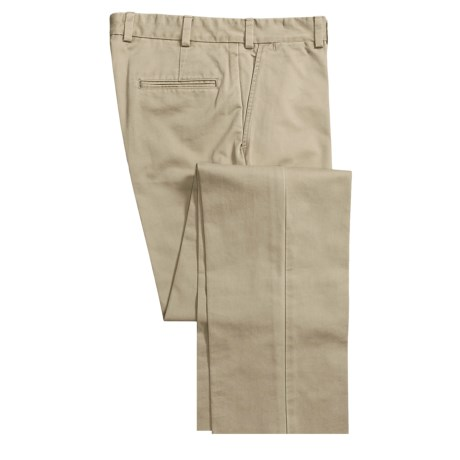 Bills Khakis M3 Bullard Field Pants - Flat Front (For Men)