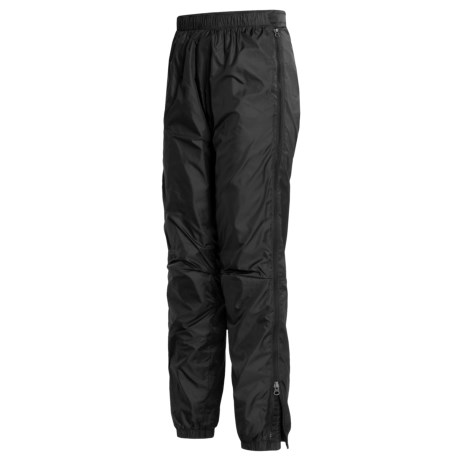 Marmot DriClime® Pants - Full Side Zip (For Women)