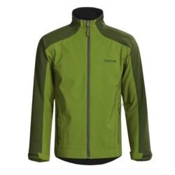 Marmot Sharp Point Soft Shell Jacket - Windstopper®  (For Men)