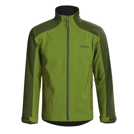 Marmot Sharp Point Soft Shell Jacket - Windstopper®  (For Men)