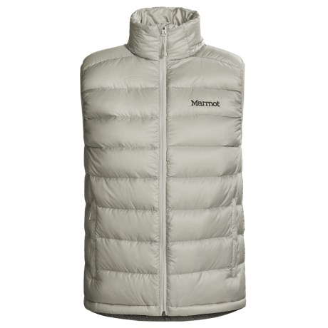 Marmot Zeus Down Vest - 800 Fill Power (For Men)