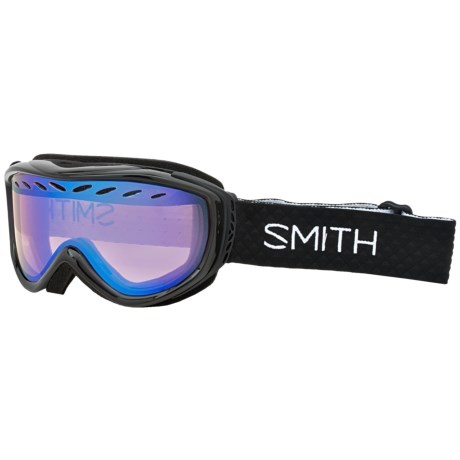 Smith Optics Transit Ski Goggles - Mirror Lens (For Women)