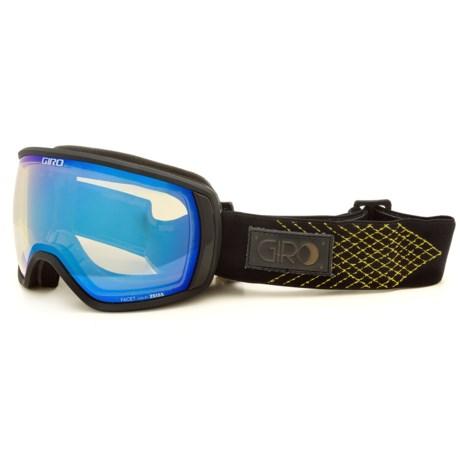 Giro Ski Goggles - Spherical Lens (For Women)