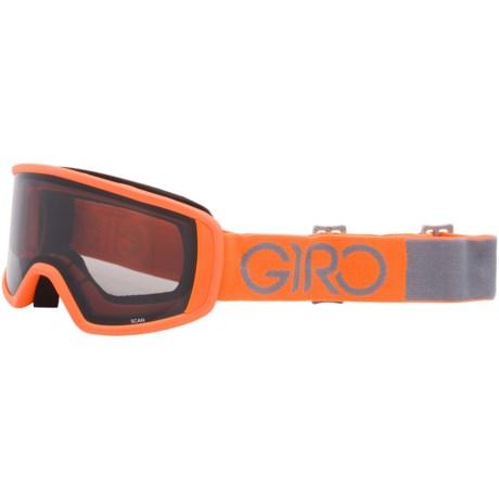 Giro Scan Ski Goggles - Limo Lens