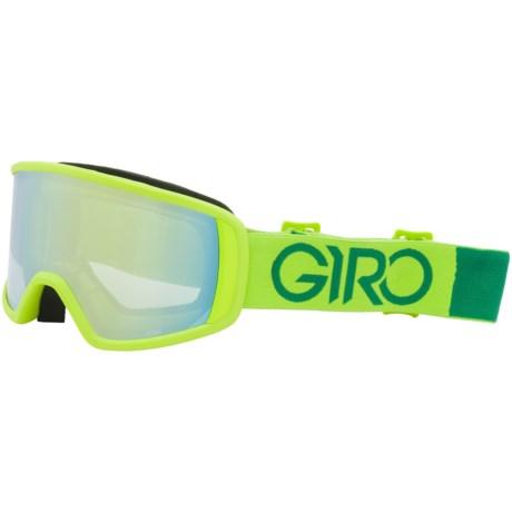 Giro Scan Ski Goggles